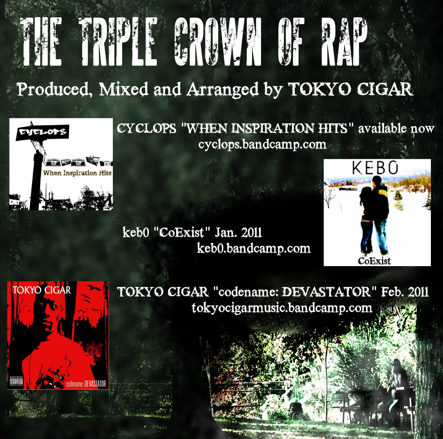the triple crown of rap cd insert Hood by ~Porn 2 Be A Life on deviantART