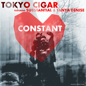 TOKYO CIGAR - CONSTANT cover